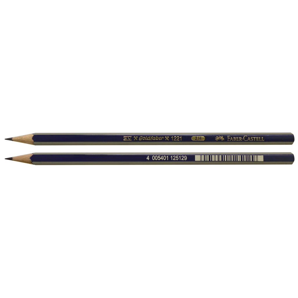 Graphite Sketch Pencils - 2H - #112512