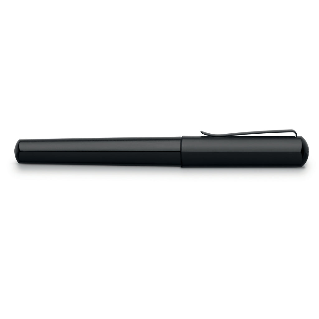 Hexo Fountain Pen, Black - Fine - #150501