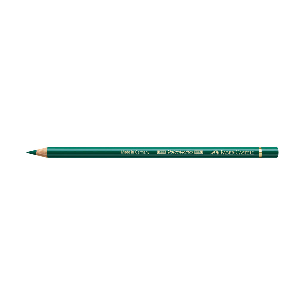 Polychromos® Artists' Color Pencil - #159 Hooker's Green - #110159