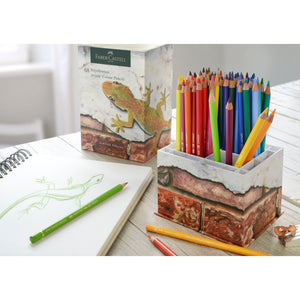 Polychromos® Artists' Color Pencils - 68 Piece Limited Edition Fan Set  - #210050