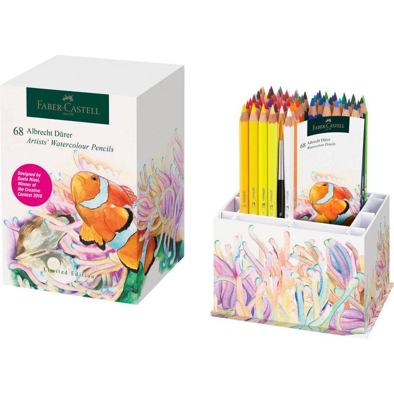 Albrecht Dürer® Artists' Watercolor Pencils - 68 Piece Gift Set  - #217550