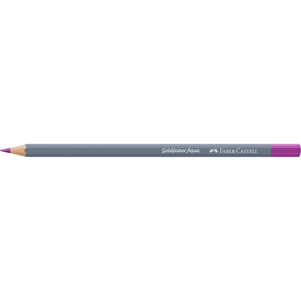 Goldfaber Aqua Watercolor Pencil - #125 Middle Purple Pink - #114625