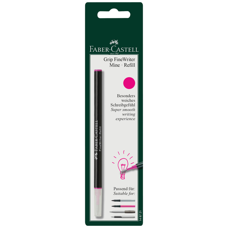 Refill FineWriter Pink Blistercard of 1 - #148721