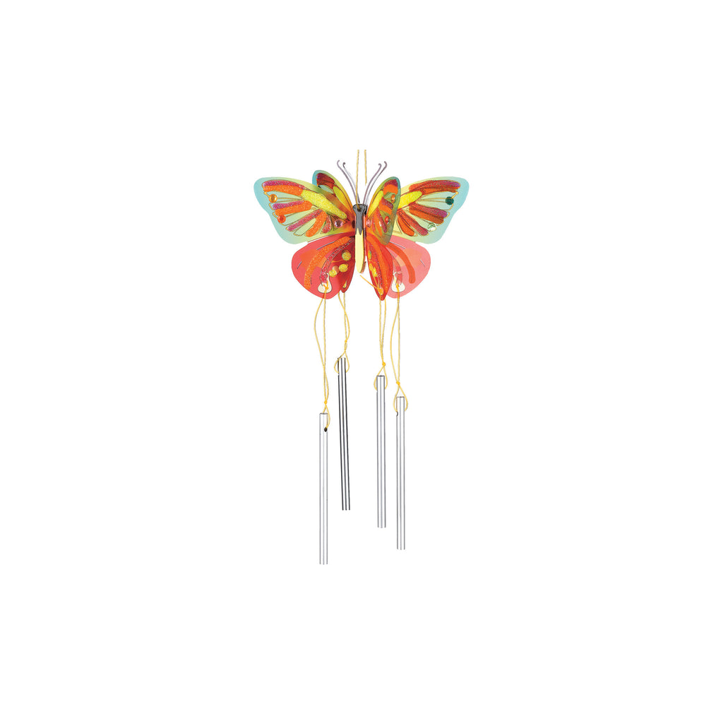 Butterfly Wind Chime Mini Kit