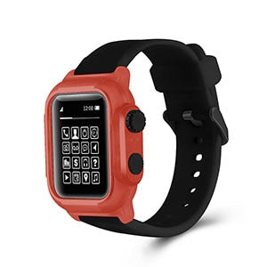 finest selection 9438c 2a291 Waterproof Armour Case For Apple Watch Series 4