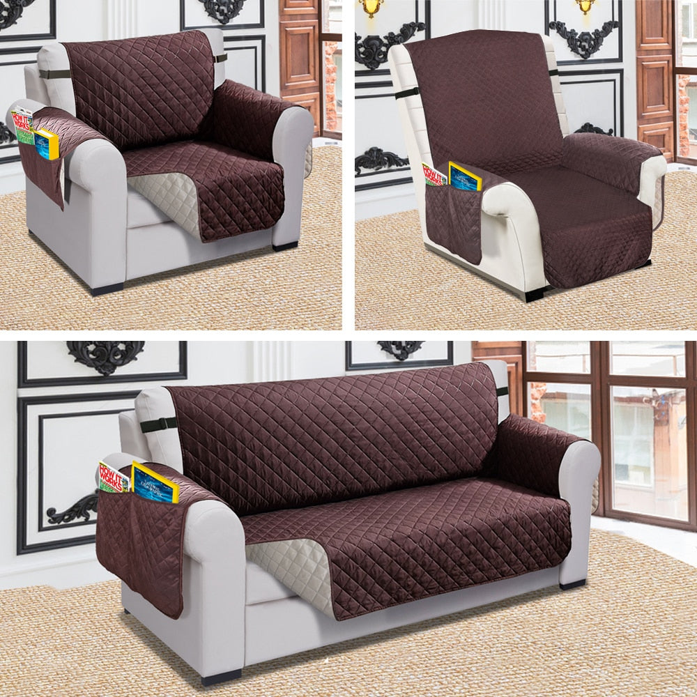 Cool Waterproof Pets Sofa Cover Reversible And Washable Couch Protector Lamtechconsult Wood Chair Design Ideas Lamtechconsultcom