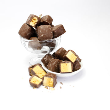 Choc Honeycomb 100g