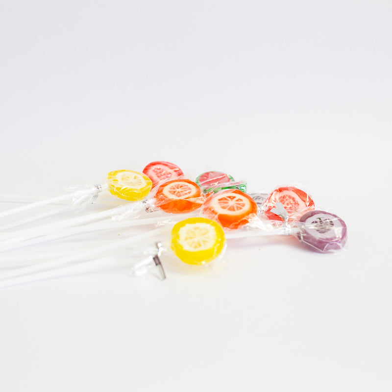 Fruit Long Stick Lollipop