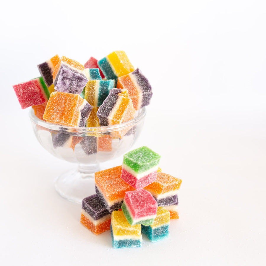 Rainbow Jellies 100g