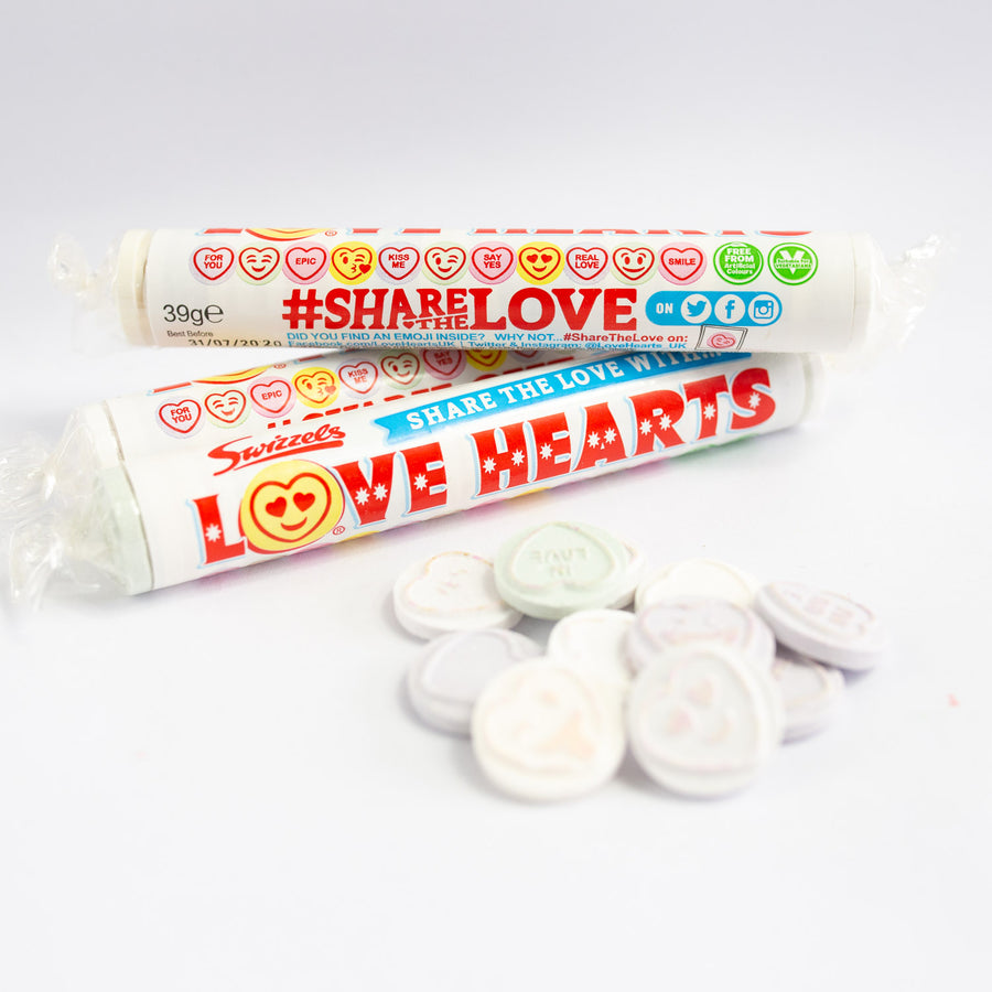 Swizzles Giant Love Hearts