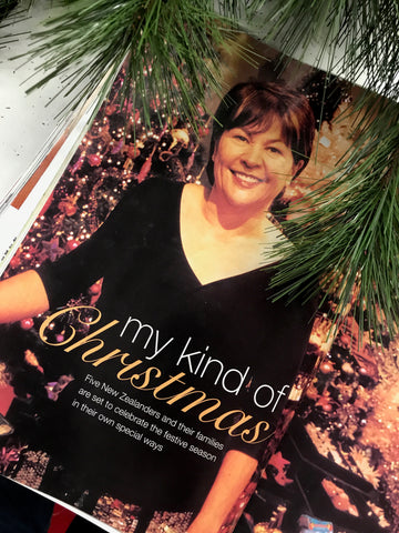 Looking back at Cyndy in the House & Garden magazine