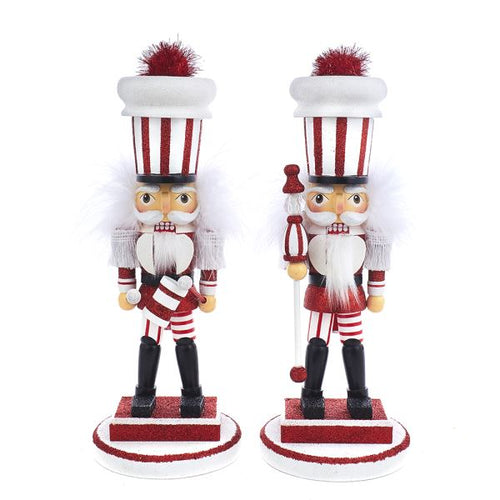Nutcracker - Red & White
