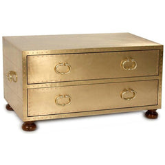 M307 Brass Chest