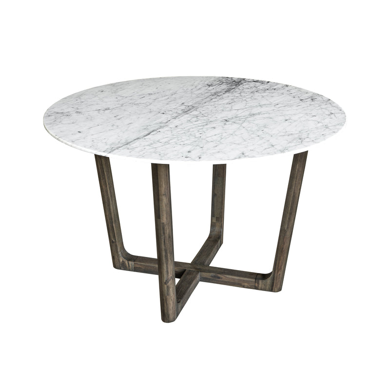 Ambience Round Dining Table Shelter Furniture