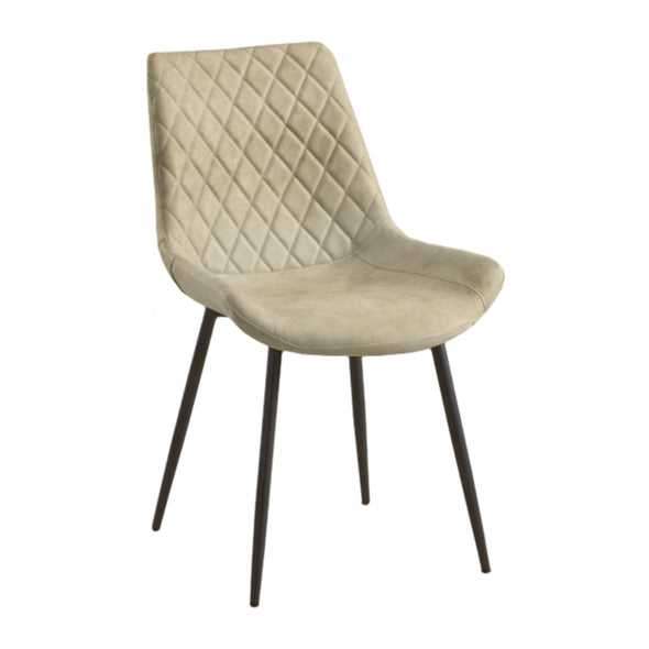 Canute Side Chair Beige