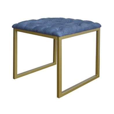 Arvid End Table - Denim