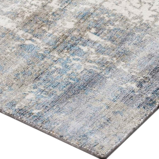 Charm Area Rug Pale Blue
