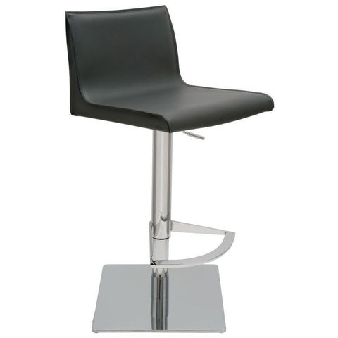 Picture of Colter Leather Adjustable Stool