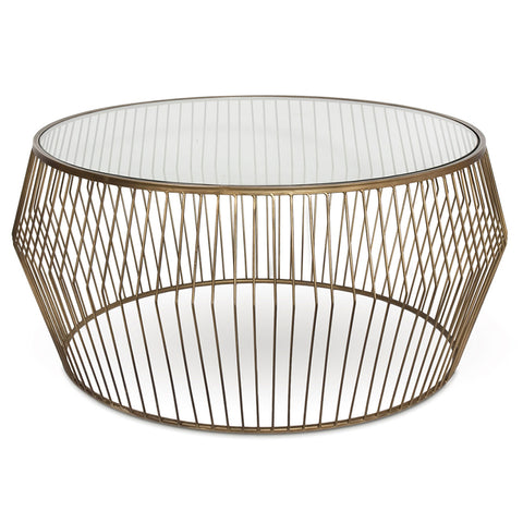 Cyrah Coffee Table
