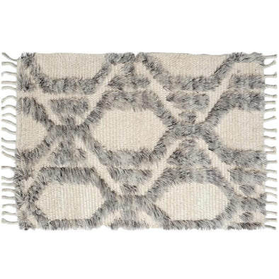 Dapper Wool Area Rug - Morrocan