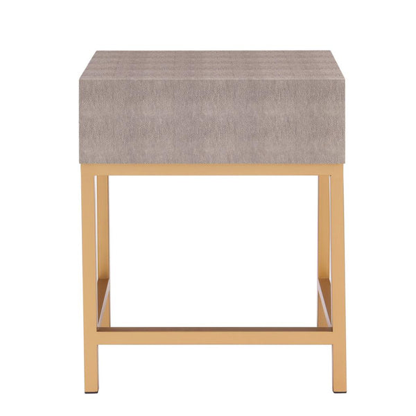 Durin 1 Drawer End Table