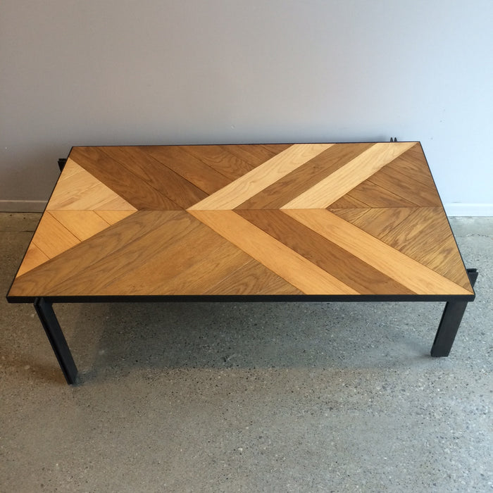 Drake Coffee Table Shelter Furniture - Drake coffee table