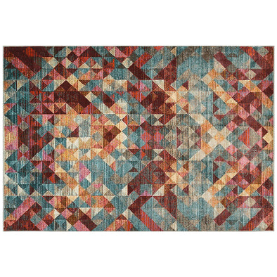 Murine Area Rug Multi Colour