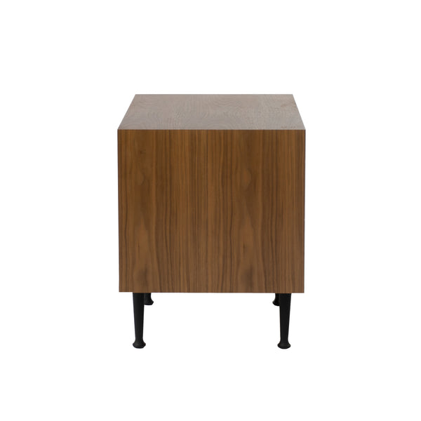 Metro Nightstand 2 Drawers