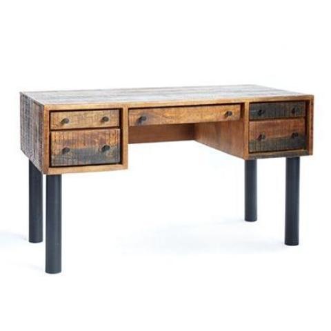 Broadview 5-Drawer Desk