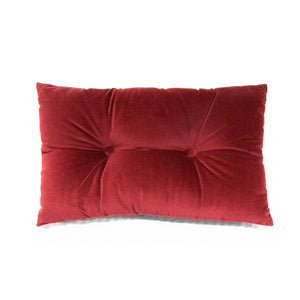 Gwyneth Burgundy Cushion