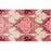 Kelpie Area Rug Ornate Pink