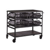 Sasha Serving Cart