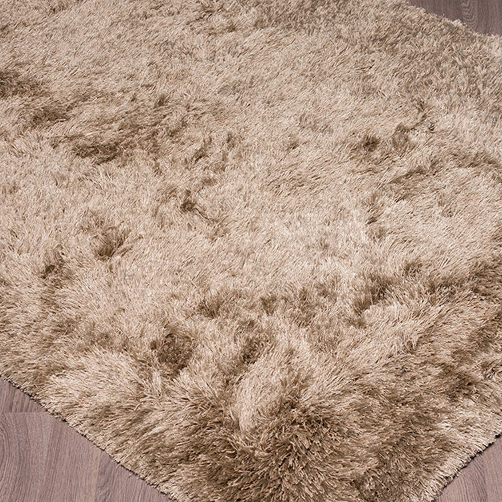 Swift Shag Area Rug - Champagne