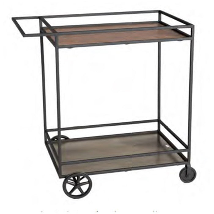 Element Lifestyle Bar Trolley