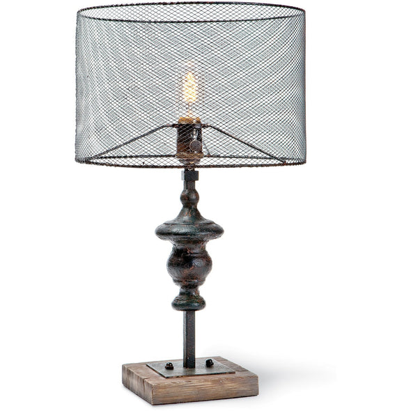 Volcano Finial Lamp II