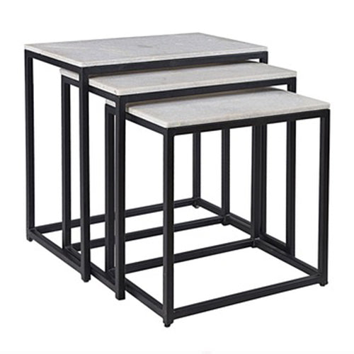 Weldon Nesting Tables