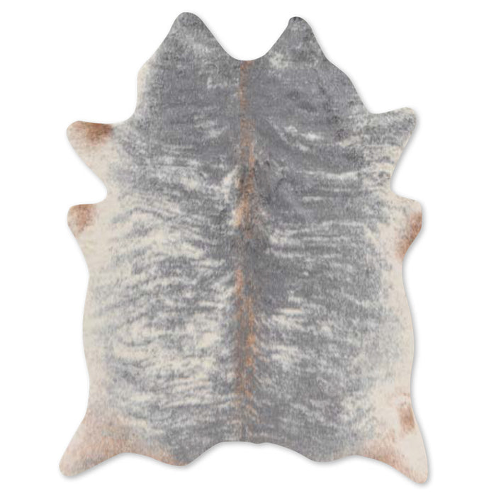 Grey Mix Cowhide