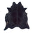 Full Skin Black Cowhide