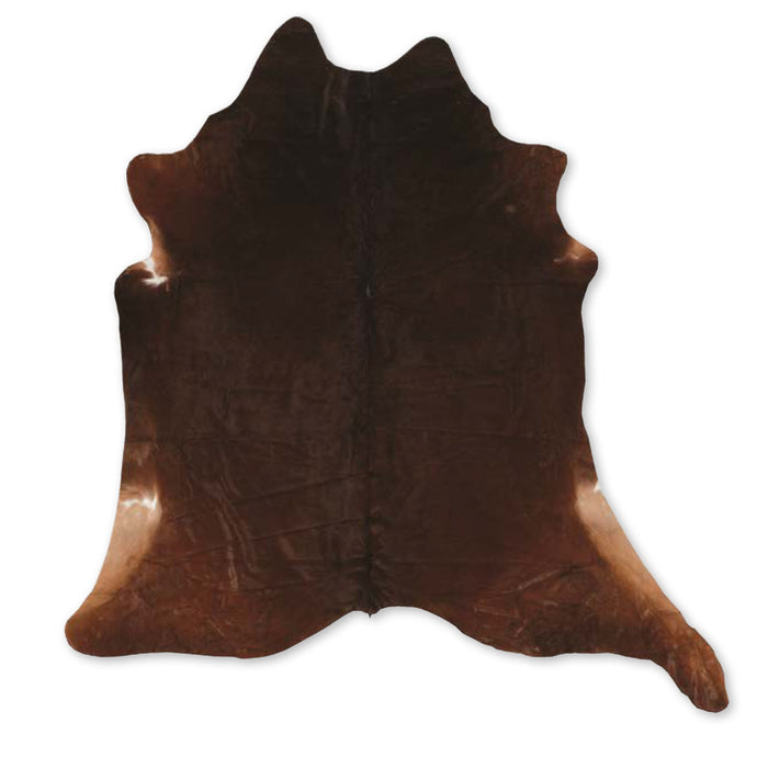 Medium Brindle Cowhide