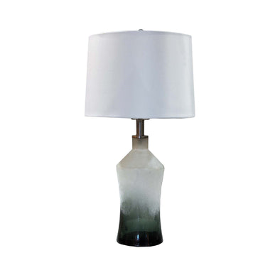 Fancy Glass Table Lamp