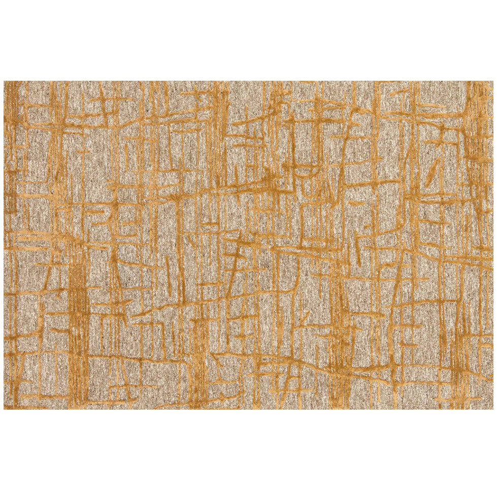 Juneau Golden Area Rug