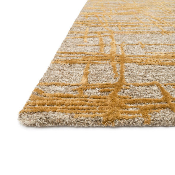 Juno Golden Area Rug