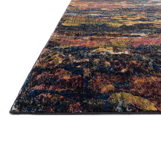 Dunford Midnight / Multi Rug