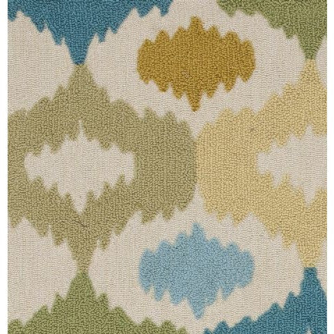 Juliana Ivory Sage Area Rug