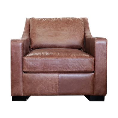 Montel Leather Chair
