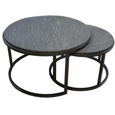 Anjou Nesting Coffee Table