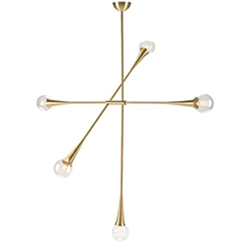 Todd 5 Pendant Light