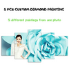 Multi-Custom Painting (5PCS)-DIY Diamond Painting
