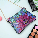 Lotus Diamond Painting CrossBody Bag-DIY Diamond Painting