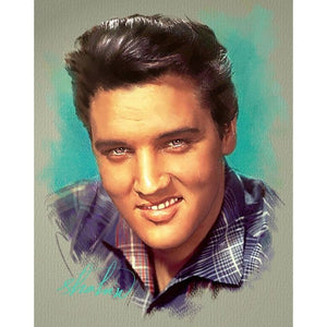 Elvis Presley portrait-DIY Diamond Painting